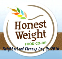 Honest Weight Food Coop Neighborhood Cleanup Day